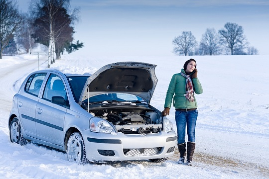 Winter Vehicle Health Check