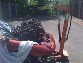 Engine Re-build