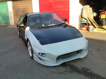 MR2 Toyota Bodykit