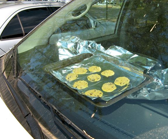 HOT TIP to Stay Cool in Your Car