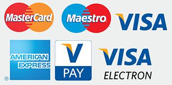 Card Payment Logo Panic Mechanic Petersfield