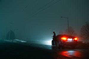 Broken down car - get roadside assistance