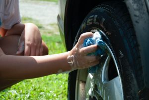 Future proof your car with a wash and polish