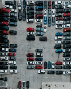 Parking nightmare - Careful parking to future proof your car